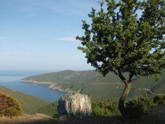 Sithonia, Halkidiki - View from Kalamitsi..