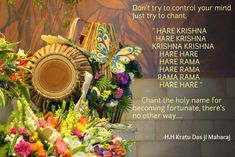Dont Try to Control Your Mind Just Try to Chant  For full quote go to: http://quotes.iskcondesiretree.com/dont-try-to-control-your-mind-just-try-to-chant/  Subscribe to Hare Krishna Quotes: http://harekrishnaquotes.com/subscribe/