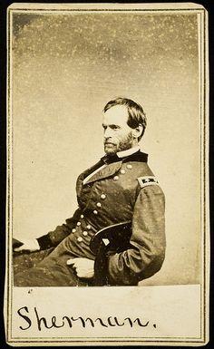 General William T. Sherman, 1870