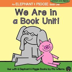 Oh, how I LOVE Elephant & Piggie books!