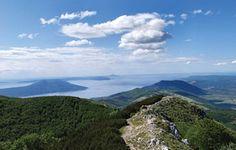 Nature Park Učka, Croatia