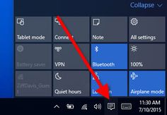 How to Use Windows 10 Action Center | PCMag.com
