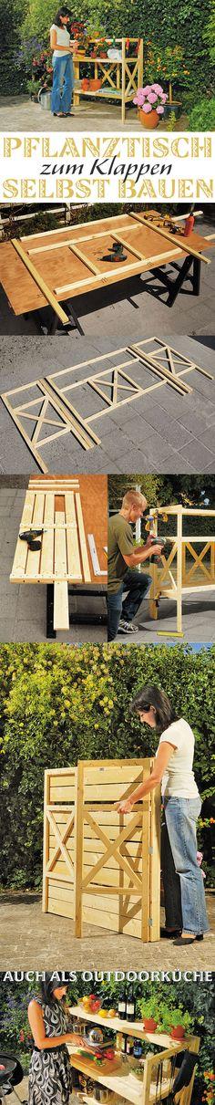 Sandkasten bauen - die leichteste Anleitung + 25 kreative Ideen - outdoor küche selber bauen