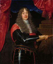 Sigismund Francis (1630 - 1665). Son of Leopold V and Claudia de Medici.