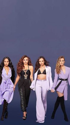 Little Mix wallpaper. on ig Little Mix wallpaper. on ig Jesy Nelson, Perrie Edwards, Little Mix Images, Little Mix Photoshoot, My Girl, Cool Girl, Little Mix Girls, Litte Mix, Mixed Girls