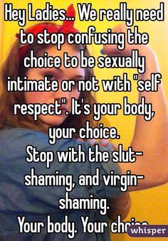 stop slut shaming - Pesquisa Google