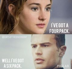 Only Divergent fans will get it