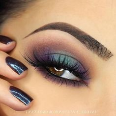 Makeuphall is dedicated to beauty, fashion and makeup. — Luv it!  @paulina_alaiev