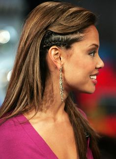 Unique Hairstyles For Long Hair - Badass Side Braid
