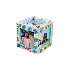 3D Cube Frame Craft Kit Pack of 24  SSWGP1103 -- You can get more details by clicking on the image.