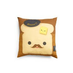French Toast pillow - ADORABLE