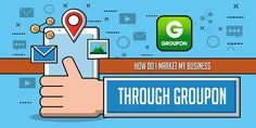 How Do I Market My Business Through Groupon? Online Marketing, Digital Marketing, Two Way Street, My Market, Great Deals, How To Introduce Yourself, Cities, Things To Do, Advertising