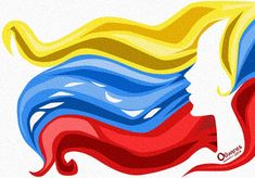 Risultati immagini per bandera de venezuela hd The Beautiful Country, Children In Need, Chicano, Canvas Artwork, Diy Art, South America, Twitter, Character Art, Art Projects