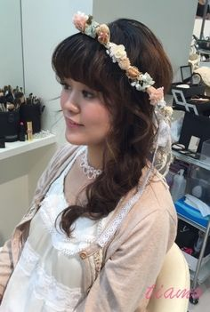 お気に入りドレスに合わせるCUTEな花嫁さまの3スタイル♡リハ篇 | 大人可愛いブライダルヘアメイク 『tiamo』 の結婚カタログ