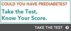 PAST: Online tests that allow you to proactively check if you have prediabetes.