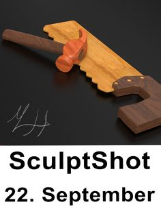 Maya Modeling, 3d Studio, Zbrush, Sculpting, Day, Whittling, Sculpture, Sculptures