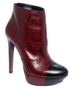 Jessica Simpson Shoes, Essas Platform Booties - Boots - Shoes - Macy's