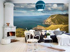 fototapety Nowa Zelandia - motyw do salonu