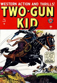 Two-Gun Kid #6