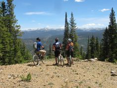 What kind of summer adventurer are you? Adrenaline rush: A thrill-seeker in Breck.  Whatever kind of adventurer you are, you need a place to stay, right? Check out our lodging in Breckenridge CO at: http://alpineedgelodging.com