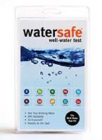 Watersafe WS425W Well Water Test Kit by Watersafe. $19.07. Identify unsafe levels of chlorine in your water. Detects dangerous levels of nitrates/nitrites. Fast, accurate, easy to use; compare results with EPA recommendations. Test for potentially harmful bacteria and the presence of toxins from pesticides or fertilizers. Detects 10 contaminants including copper, iron, and lead. From the Manufacturer                Watersafe Well Water Test Kit was specifically designed to ...