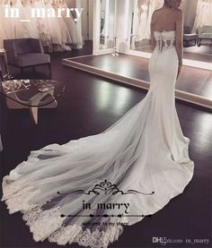 Sexy Illusion Vintage Lace Mermaid Wedding Dresses 2017 Sheer Sweetheart Plus Size Country Beach Berta Wedding Bridal Gowns Vestido De Novia 2017 Wedding Dresses Plus Size Wedding Dresses Arabic Wedding Dresses Online with $219.43/Piece on In_marry's Store | DHgate.com