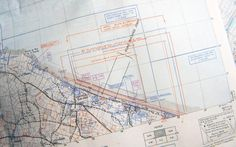 Newly discovered D-Day maps reveal German defences on eve of assault