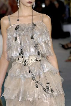 metamorphosis-style:  Christian Lacroix Fall 2005 Couture Details