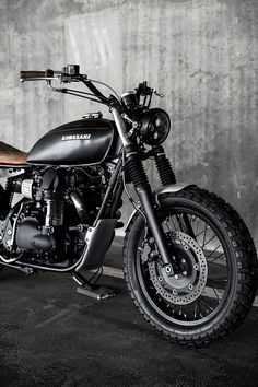 INTERNATIONAL RESCUE. A Cross-Border Kawasaki W650 Scrambler by Recast Moto - Pipeburn.com