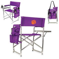 Sports Chair - Clemson University Tigers