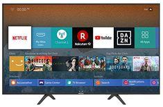 Stark reduzierter Fernseher  Ultra HD  Smart TV Dvb T2, Netflix, Ultra Hd 4k, Top Pic, Usb, Apps, Youtube I, Smart Tv, Tv Videos