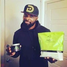 Here is another awesome story! Even Johnathan Haggerty former NFL wide receiver for the Cleveland Browns and Chicago Bears shares his LOVE for our ItWorks products! Here's what he had to say! As a PRO athlete and Certified personal trainer I can say these products are approved by me. Hey what can I say? They Work! Greens and PROfit protein. If you have any questions ask away. Greatness. (note: It Works Global does not pay celebrities to endorse our products. If they are sharing them it's…