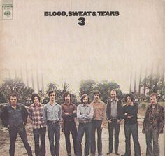 Blood, Sweat & Tears 3 Vinyl LP Record Album