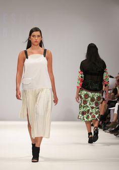 Evans Plus-Size Spring 2015 Show   London Fashion Week   POPSUGAR Fashion