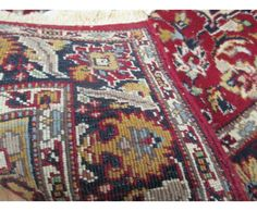 Indian Sarouk, x - Lesniak Oriental Rugs Indian Rugs, Oriental Rugs, Rug Making, Oriental Rug, Make A Rug