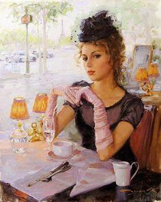 konstantin razumov - - Glamorous Paintings by Konstantin Razumov <3 <3