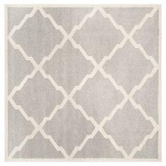 Light Grey/Beige area rug