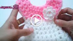 Elbise Lif Yapılışı Videolu Anlatım Booties Crochet, Crochet Baby Shoes, Crochet Clothes, Crochet For Kids, Free Crochet, Loom Knitting, Baby Knitting, Crochet Crocodile Stitch, Woolen Craft