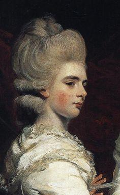 REYNOLDS 1780 Ladies Waldegrave