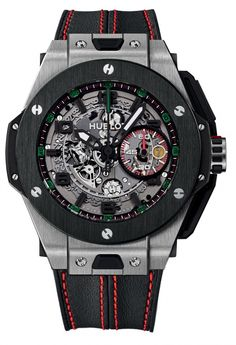 Relógio Hublot Big Bang Ferrari UAE Limited Edition