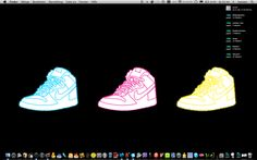 nike cmyk | CMYK Dunks Wallpaper | H-KASPAREK[DOT]COM