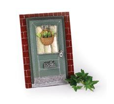 March Door of the Month > Creative Home Arts Club Art Club, Creative Home, Home Art, Stitching, March, Craft Ideas, Diy Crafts, Doors, Embroidery
