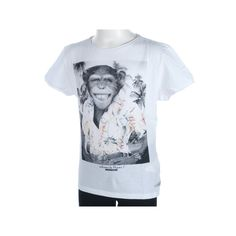 acfaabf863fba Tee shirt enfant garçon JAPAN RAGS SELEK BLANC MC TEE JR 60757