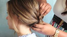 This video shows really easy hair styles that are super cute!