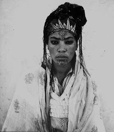 "Africa | Image taken from the publication ""Algerian women"" 1960 
