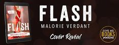 Book Crazy: Cover Reveal & Giveaway: Flash [Penmore 02] by Malorie Verdant!