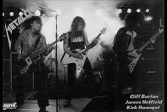 Metallica Band Live Rare Poster by VintagePosterPlace on Etsy