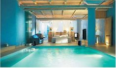 Joya Preziosi: Spectacular Indoor Swimming Pools
