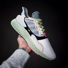 4785fd4015b7e The adidas ZX4000 4D Is Revealed Adidas Zx
