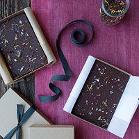 BHG's Newest Recipes:Chocolate Tea Bark Recipe